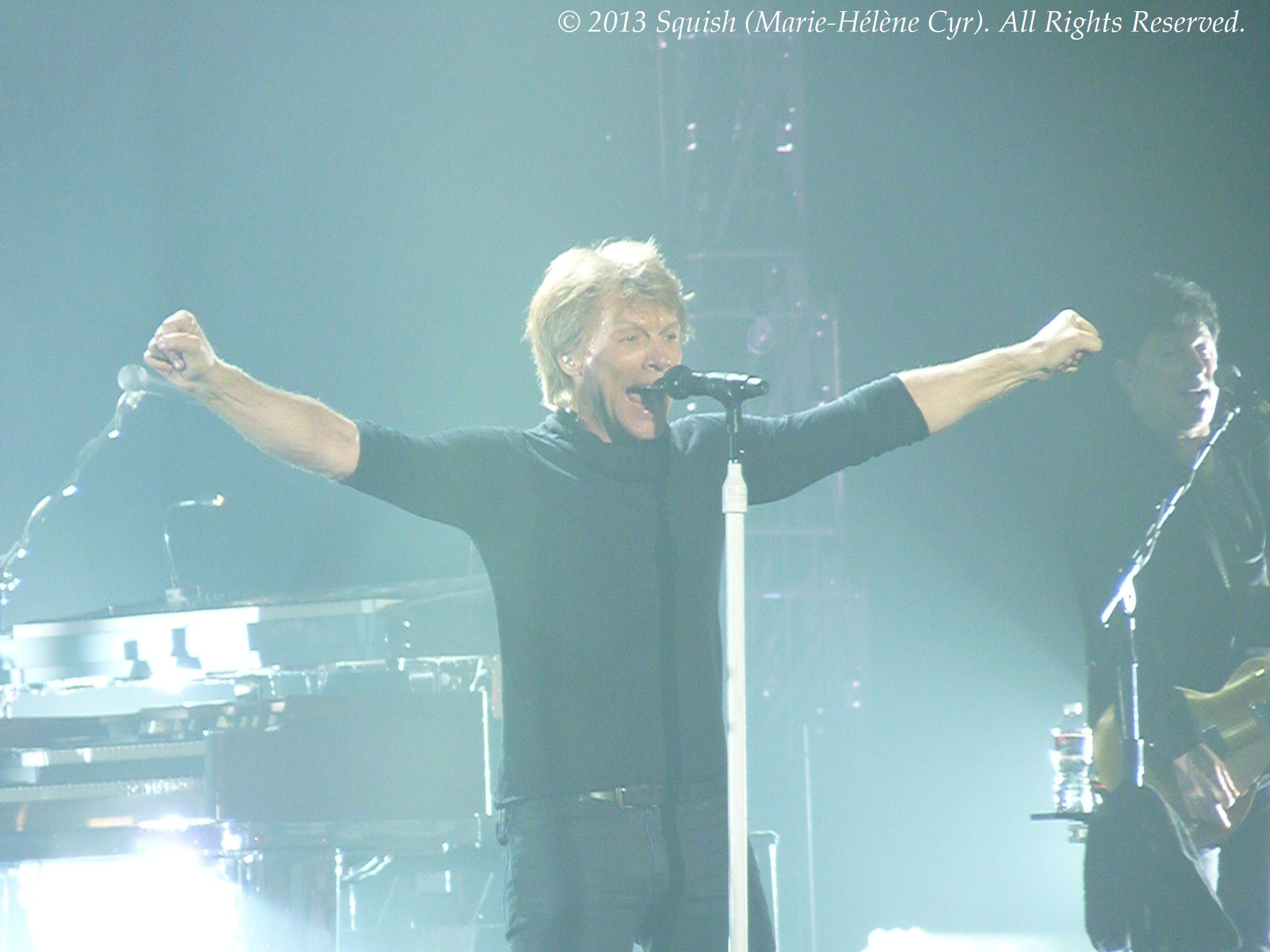 Bon Jovi - MGM Grand Garden Arena, NV, USA (April 20, 2013)